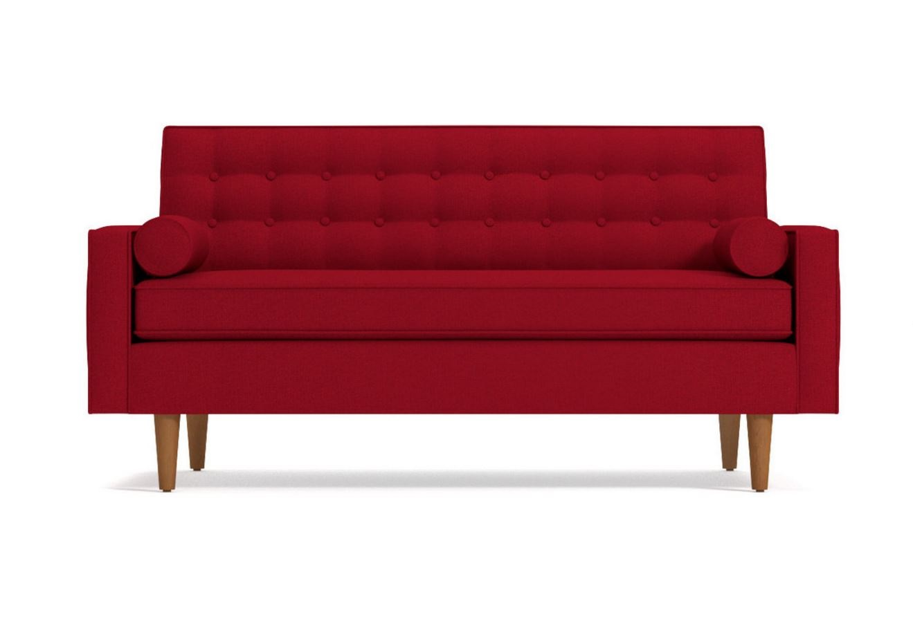 Benton Sofa Red