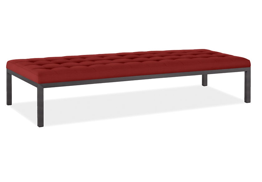 Grant Bench Red