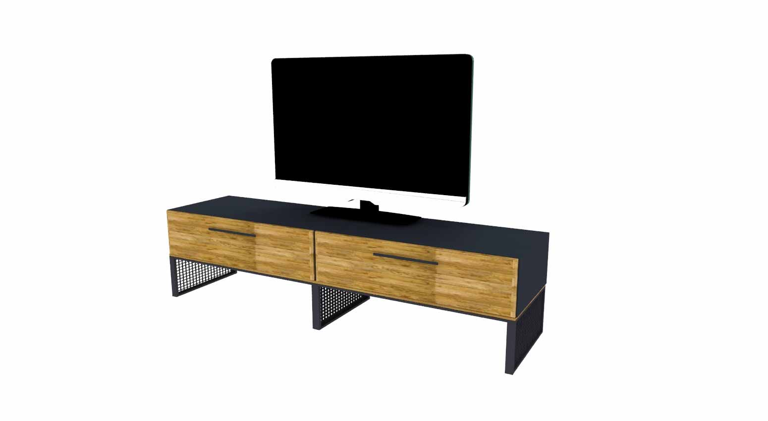 ah ap atolyesi utah tv sehpas 140 cm. Black Bedroom Furniture Sets. Home Design Ideas